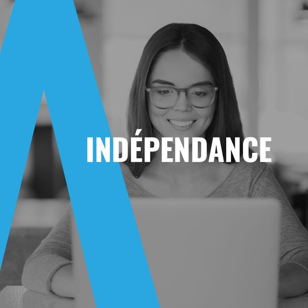Indépendance Web
