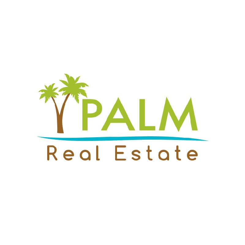 Logo Palm Real Estate avant
